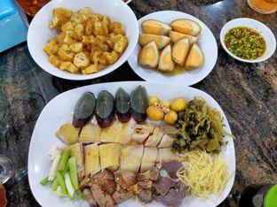 Foto 2 - Makanan di Bubur Ayam Mangga Besar 1 oleh David @dvidksuma