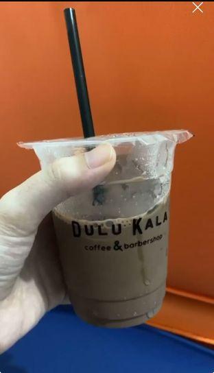 Foto - Makanan(Es coklat ) di Dulu Kala Coffee & Barbershop oleh Rizky Chan