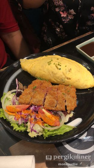 Foto review House Of Omurice oleh Monique @mooniquelie @foodinsnap 1