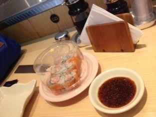 Foto 3 - Makanan(kecap yang bikin tambah sedap) di Sushi Tei oleh Threesiana Dheriyani
