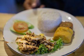 Foto Ayam Jerit