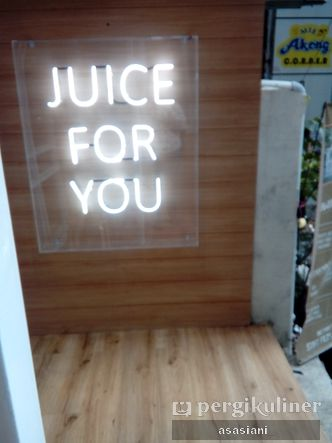 Foto Eksterior di Juice For You