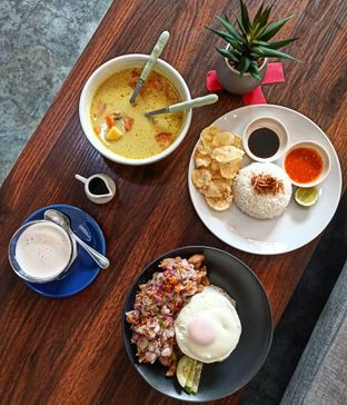 Foto 5 - Makanan di Jonbon's Coffee & Eatery oleh Junior