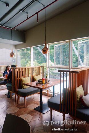Foto 15 - Interior(Smoking Area) di Glosis oleh Shella Anastasia