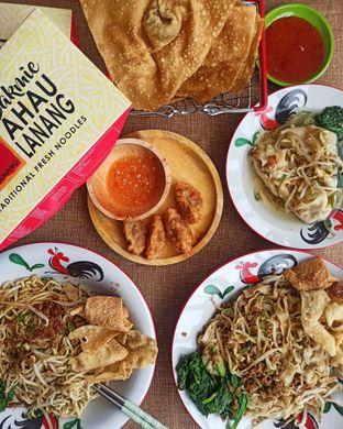 Foto 1 - Makanan di Bakmie Ahau Lanang oleh Junior