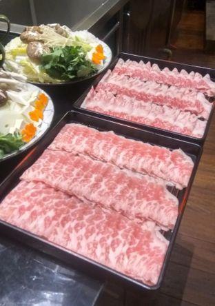 Foto 4 - Makanan(Sukiyaki) di Iseya Robatayaki oleh Renodaneswara @caesarinodswr