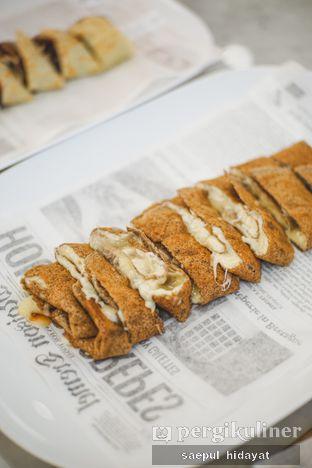 Foto 2 - Makanan(Three kind of cheese) di House of Crepes oleh Saepul Hidayat