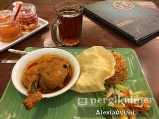 Foto 1 - Makanan(Nasi Briyani Ayam Kari) di Ah Mei Cafe oleh @gakenyangkenyang - AlexiaOviani