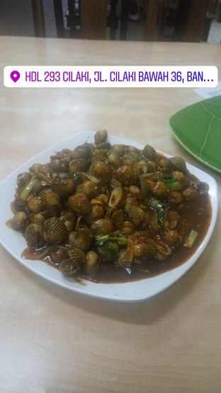 Foto 1 - Makanan di HDL 293 Cilaki oleh Afrizal Azhar