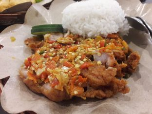 Foto 4 - Makanan di Geprek Bensu oleh Danang.n