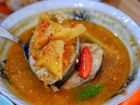 Foto Ikan Lempah Bangka