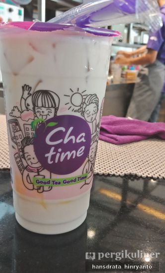 Foto Makanan di Chatime