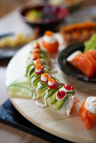 Foto 5 - Makanan di J Sushi oleh @Sibungbung