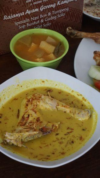 Foto Makanan di Rumah Makan Madukoro