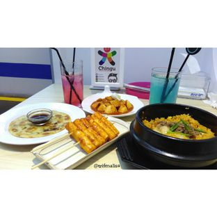 Foto review Chingu Korean Fan Cafe oleh Trifena Lisa 1