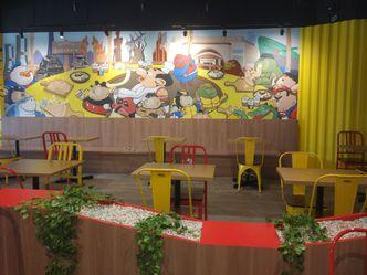 Foto Interior di Master Cheese Pizza