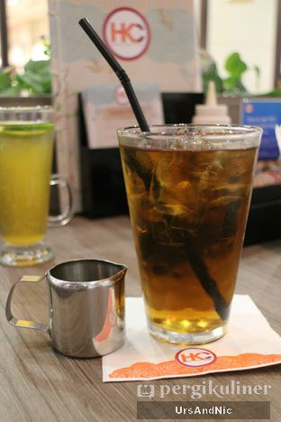 Foto 5 - Makanan(Ice tea) di Hong Kong Cafe oleh UrsAndNic