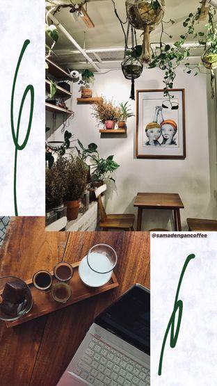 Foto 2 - Interior di Sama Dengan oleh Nabila Widyawati