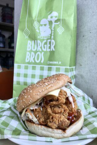 Foto review Bros Burger oleh Prido ZH 9