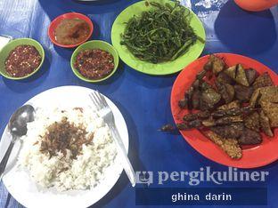 Foto 1 - Makanan di Nasi Uduk Kota Intan (Aweng) oleh Ghina Darin @gnadrn