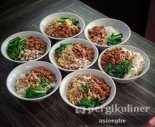 Foto 1 - Makanan di Bakmi Rudy oleh Asiong Lie @makanajadah