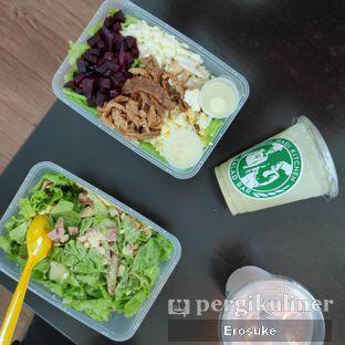 Foto review Salad Bar by Hadi Kitchen oleh Erosuke @_erosuke 2