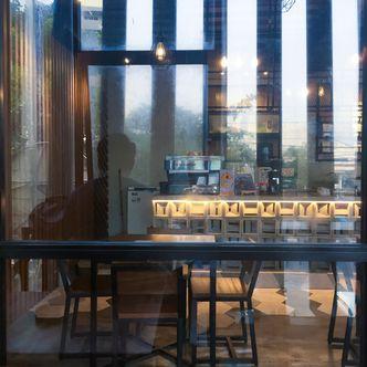 Foto Interior di Studio Coffee