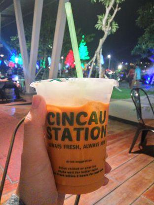 Foto 1 - Makanan di Cincau Station oleh saskia jihan