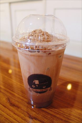 Foto 1 - Makanan(Big Crazy Milo) di Bajaj Coffee oleh Novita Purnamasari