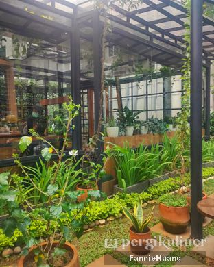 Foto 6 - Interior di Bukanagara Coffee oleh Fannie Huang  @fannie599