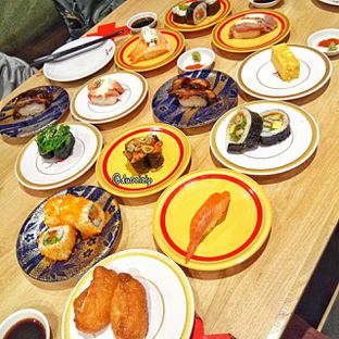 Foto 44 - Makanan di Kappa Sushi oleh duocicip
