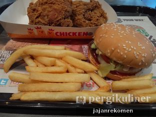Foto 8 - Makanan di Burger King oleh Jajan Rekomen