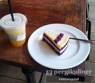 Foto 1 - Makanan(Es susu batavia) di Djournal Coffee oleh Rensus Sitorus