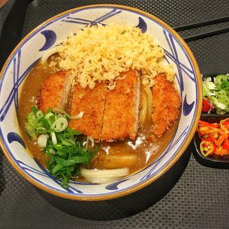 Foto Makanan di Marugame Udon