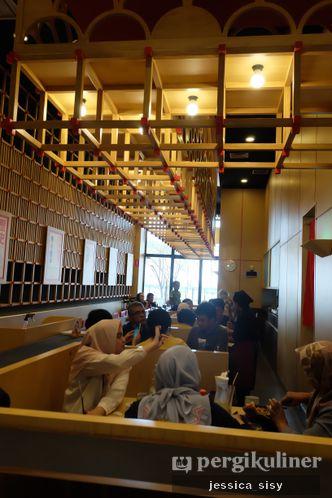 Foto Interior di Sushi King