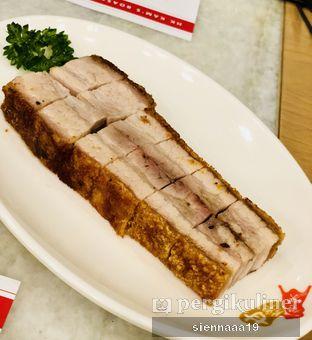 Foto 2 - Makanan(crispy roast pork) di Kam's Roast oleh Sienna Paramitha