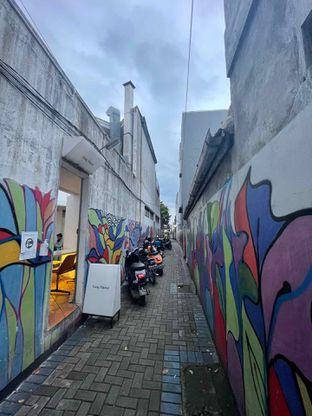 Foto 2 - Interior di Gang Nikmat oleh @diokharisma