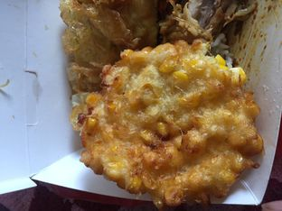 Foto 3 - Makanan di Nasi Uduk Janda oleh @Itsjusterr