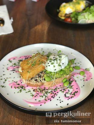 Foto 2 - Makanan di Burns Cafe oleh riamrt