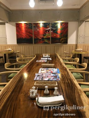 Foto 9 - Interior di Kyoto Gion Cafe oleh feedthecat
