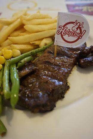 Foto 4 - Makanan di Holycow! STEAKHOUSE by Chef Afit oleh yudistira ishak abrar