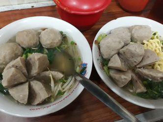 Foto Makanan di Bakso & Mie Ayam Bil Barkah Pakde