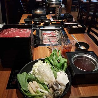 Foto 2 - Makanan di Shabu Ghin oleh vio kal