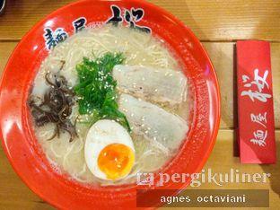 Foto - Makanan(Tonkotsu Ramen) di Menya Sakura oleh Agnes Octaviani