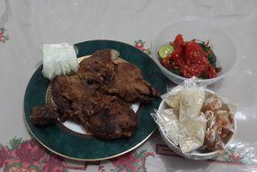 Foto Ayam Presto Nita