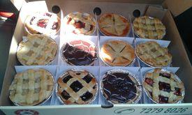 Alpen Apple Pie