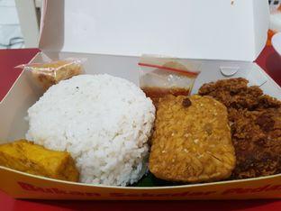 Foto 2 - Makanan di Nasi Ayam Tampol oleh Andry Tse (@maemteruz)