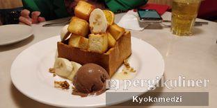 Foto - Makanan(Crispy diced toast with sliced banana) di En Japanese Dining oleh Keegan Bryan