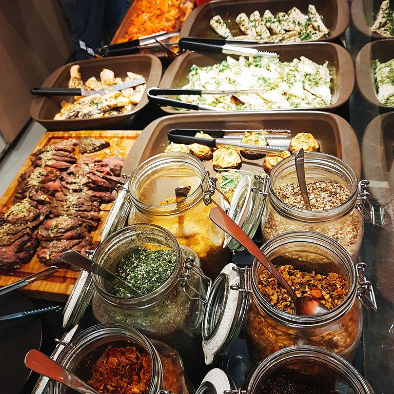 Yummy Healthy Food - Review Fannie Huang||@fannie599 di ...