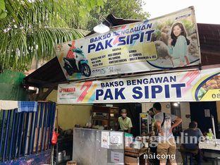 Foto review Bakso Bengawan Pak Sipit oleh Icong  1